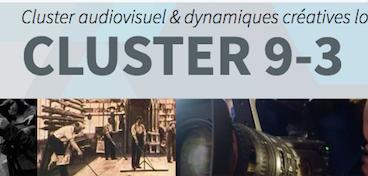ANR – CLUSTER93 – Cluster audiovisuel et dynamiques créatives locales sur le territoire du Nord parisien