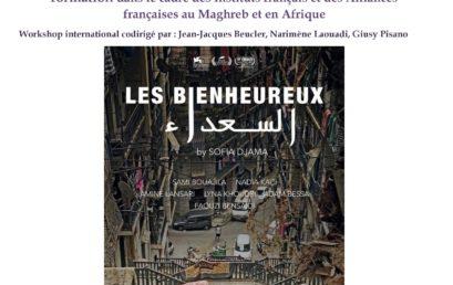 Programmation, publics, dispositifs d'aide à la formation dans le cadre des Instituts français et des Alliances françaises au Maghreb et en Afrique