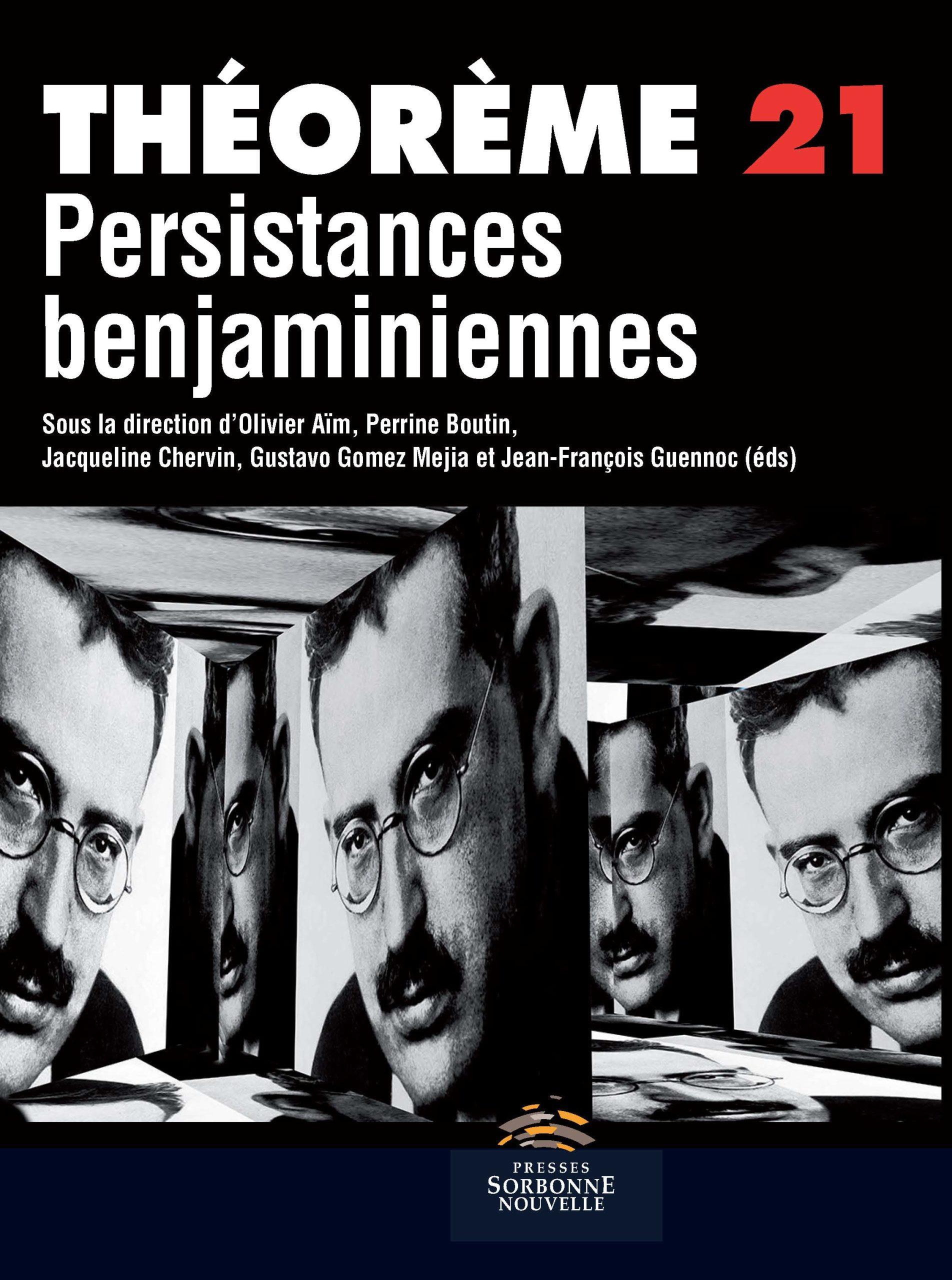 21. Persistances benjaminiennes