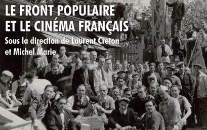 27. Le Front populaire et le cinéma français