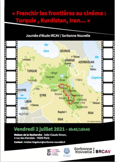 Franchir les frontières au cinéma : Turquie, Kurdistan, Iran…
