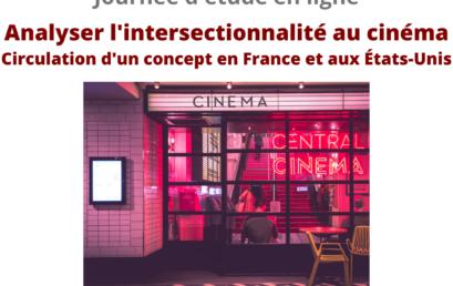 Analyser l'intersectionnalité au cinéma. Circulation d'un concept en France et aux États-Unis