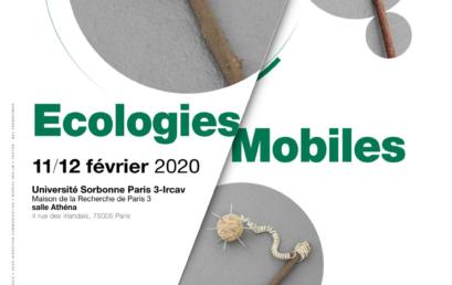 Écologies mobiles