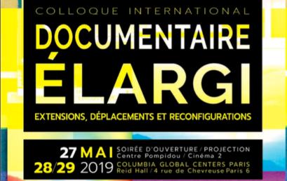 Documentaire élargi : extensions, déplacements et configurations
